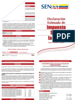 Dec.estimadas de ISLR