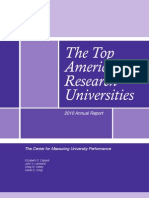 MUP - research2010