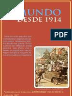Despertad - El Mundo Desde 1914 (Especial - 1987 Marzo a Junio)