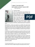"""Velhice, juventude e política nos idos do """"maio de 1968"""""""
