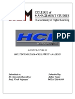 Hcl Report