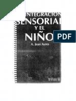 Libro Integracion Sensorial