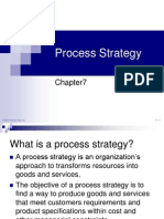 Process Stratergy