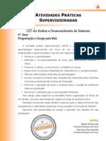 ATPS Programacao Design Web