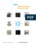 Network Analyzer Selection Guide