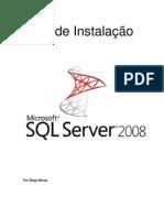 SQL SERVER 2008 INSTALAÇÃO