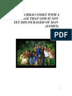 Developmental and Behavioral Disorders