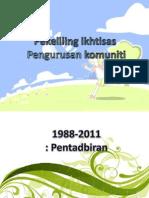 Pekeliling Ikhtisas Present