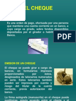 Cheques Especiales.ppt