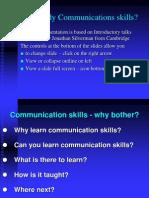 Why Study Communication Skills