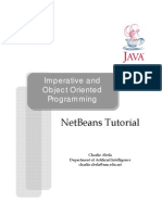 Netbeans Tutorial