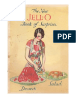 The New Jell-o Book of Surprises.  1930