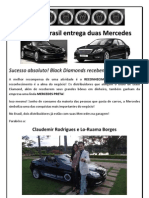 Entrega Das Mercedes
