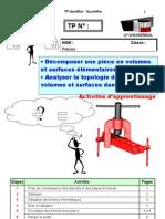 TP Volumes Et Topologie