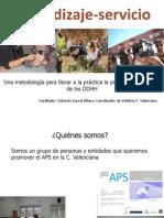 APS y DDHH una metodologia para su promoción y defensa ICI Carrús Elche Abril Eduardo García Ribera InteRed