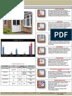 features of upvc window and doors