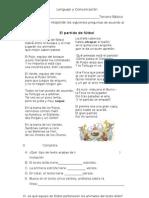 act. poema