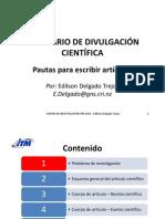 Seminario Escribir Articulos Edilson ITM2012[1]