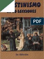 Cardona, Carlos - Agustinismo en 20 Lecciones