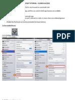guidedaccess tutorial