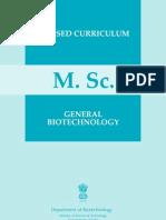 General Biotechnology
