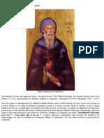 Minuni Din Vremea Noastra -Sfantul Gherasim -Parjolitorul Si Demonii