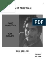 Cahit-Zarifoğlu-Tum-Şiirleri