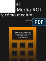 Guia de Social Media ROI