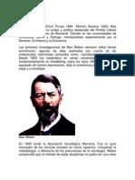 Max Weber. Concepto de Autoridad
