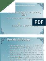 Quran CCE 05a Falaq