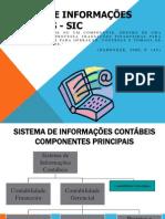 Sistema de Informações Contábeis SIC