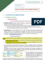 Fiche 2 - Quels instruments économiques pour la politique climatique.doc