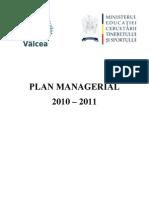 Plan Managerial ISJ 2010 2011