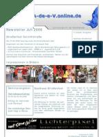 Newsletter 2006 07