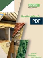 PAVATEX Bauhandbuch 2010