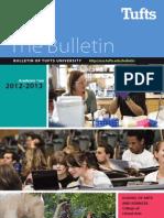 Tufts Bulletin2012 Web