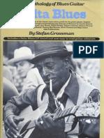 Stefan Grossman Delta Blues Oak Anthology of Blues Guitar 1988