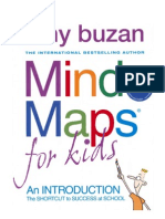 Mind Maps for Kids the Shortcut to Success at School