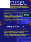 Quran Daily Salah (Namaz) and Qur'an-1
