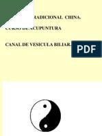 Presentación  VESICULA BILIAR.