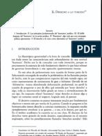 Ollero Adnres, El Derecho a Lo Torcido