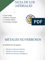 Ciencias de Los Materiales Expo1