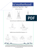 Mindful Motherhood Yoga Series