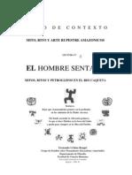 Fernando Urbina Rangel - El hombre sentado - Mitos, ritos y petroglifos en el río Caquetá