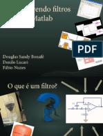 Filter on Mat Lab
