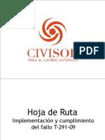 OCT 2012 Alianza / Presentación  a la Alcaldía Guerrero xa reencauzar en Acuerdos de Sept 2009