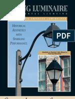 King Luminaire & StressCrete Pole