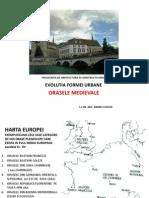 c.4 Orasele Medievale