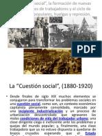Clase 2 La Cuestion Social