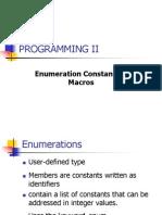 Lecture3 Enum Macro